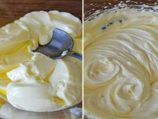 Рецепт найніжнішого крему «Шарлот» для тортів, тістечок і трубочок