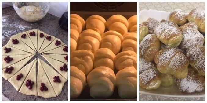 Пухкі та смачні — як приготувати булочки з вишнями. Перевірений рецепт з фото