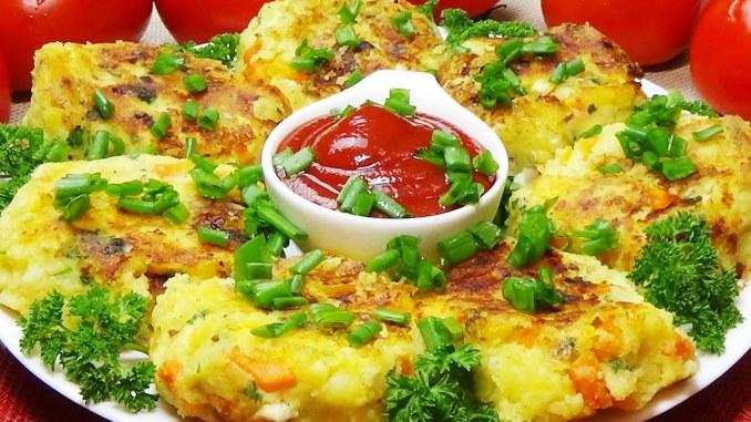 Такої смачної картоплі я ще не їла! Вечеря готова за 20 хвилин!