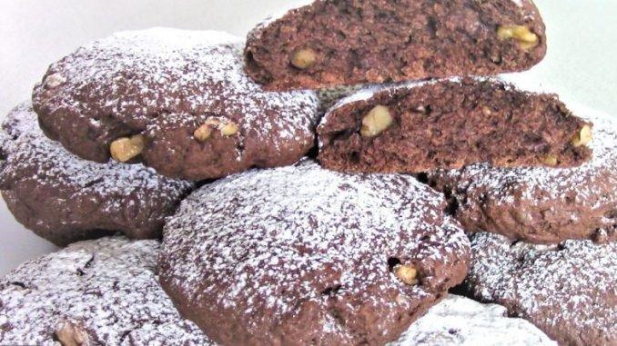 Пісне, але нереально смачне! Шоколадне печиво за 15 хвилин