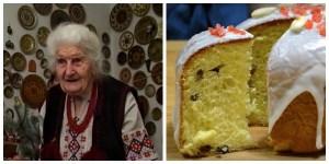 """Рецепт паски, який виходить завжди і у всіх! """"Баба Святкова"""" — перевірений роками рецепт паски від Дарії Цвек"""