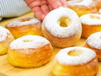 ШВИДКО і БЕЗ смаження! Пишні і ПОВІТРЯНІ пончики в духовці