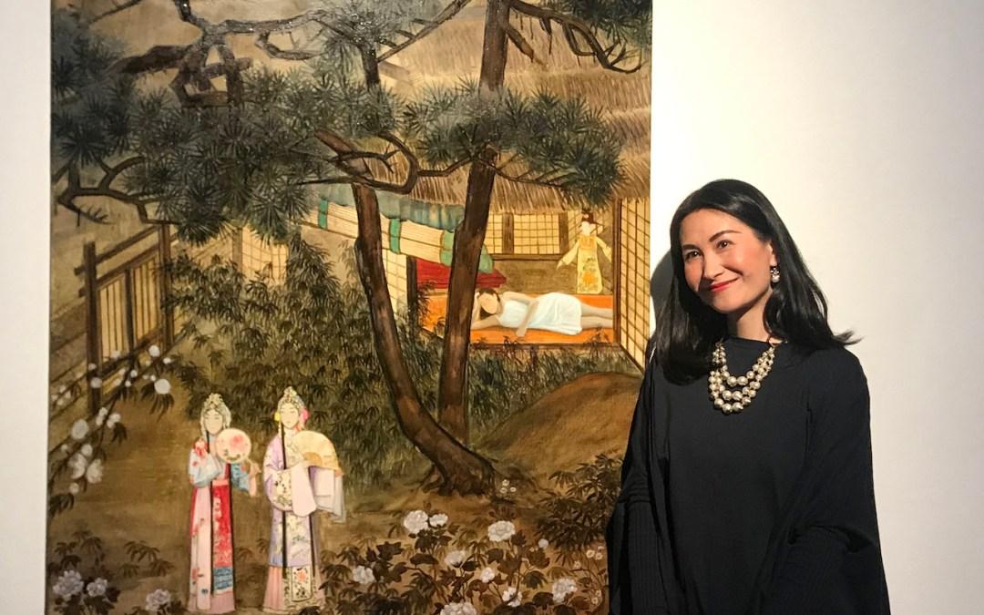 10 Fragen an die Malerin Haiying Xu