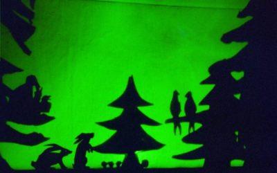 """""""Der Tannenbaum"""", Märchen von Hans Christian Andersen"""