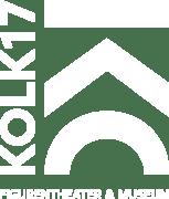 Kolk 17 Figurentheater & Museum Logo weiß