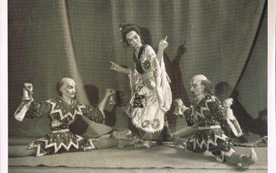 Figurenspiel, die Welt der Figuren und der internationale Tag des Tanzes