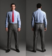 Grey Suit Blue Shirt Red Tie | www.pixshark.com - Images ...