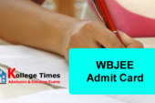 WBJEE Admit Card 2018 : Download Here