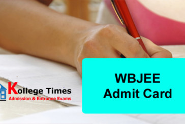 WBJEE Answer Key 2018 Download Here