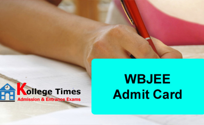 WBJEE Admit Card | Hall ticket WBJEE 2017 : Download Here