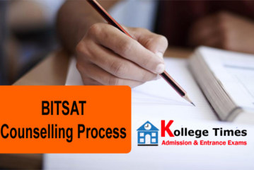BITSAT 2017 Counselling Process and Schedule – Check Here