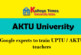 Google experts to train UPTU / AKTU teachers