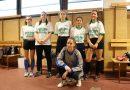 Lány labdarúgó torna a Wesselényiben