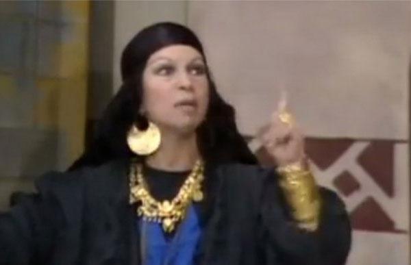 امال سالم والدة سوسن بدر