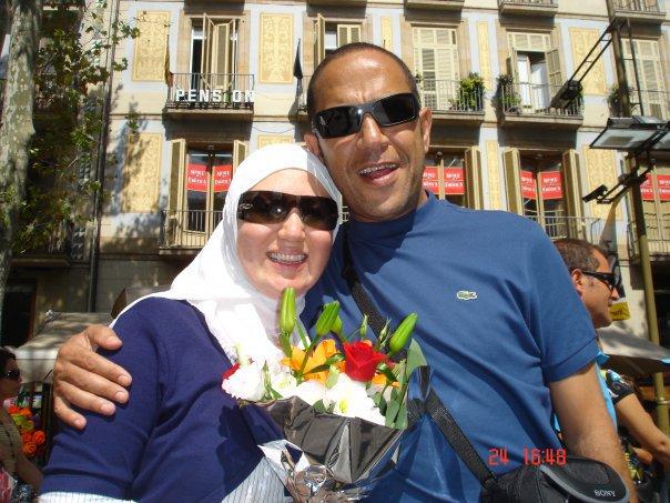 زوجة اشرف عبدالباقي
