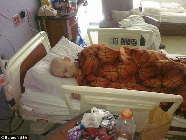 من مريض بالسرطان الى لاعب كمال اجسام