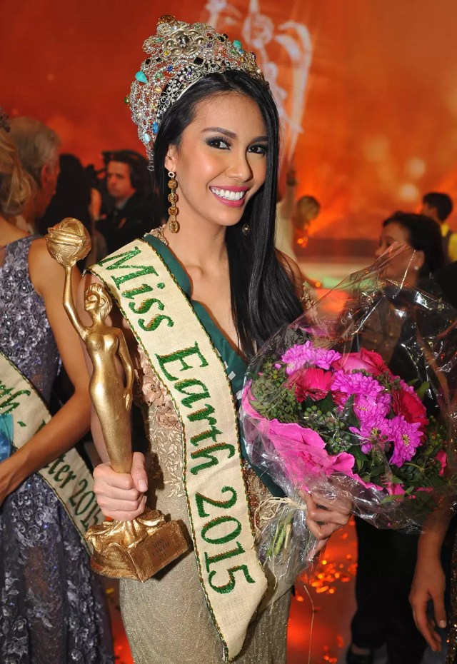 ملكة جمال الارض 2015