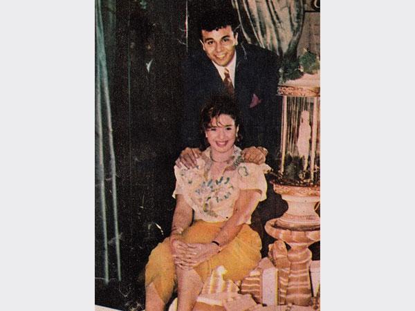 صابرين ومحمد فؤاد