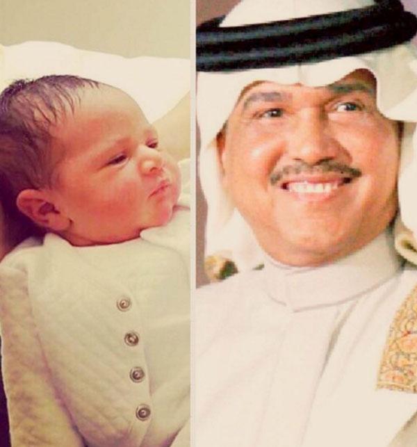 محمد عبده وابنته