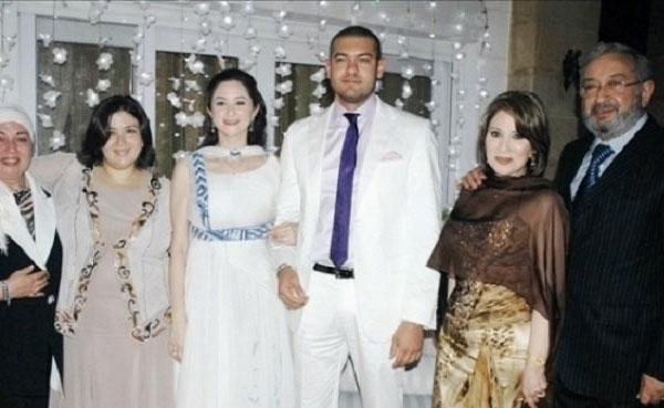 عمرو يوسف و مي نور الشريف