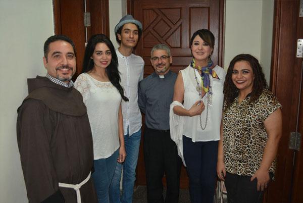 هبة مجدي و محمد محسن