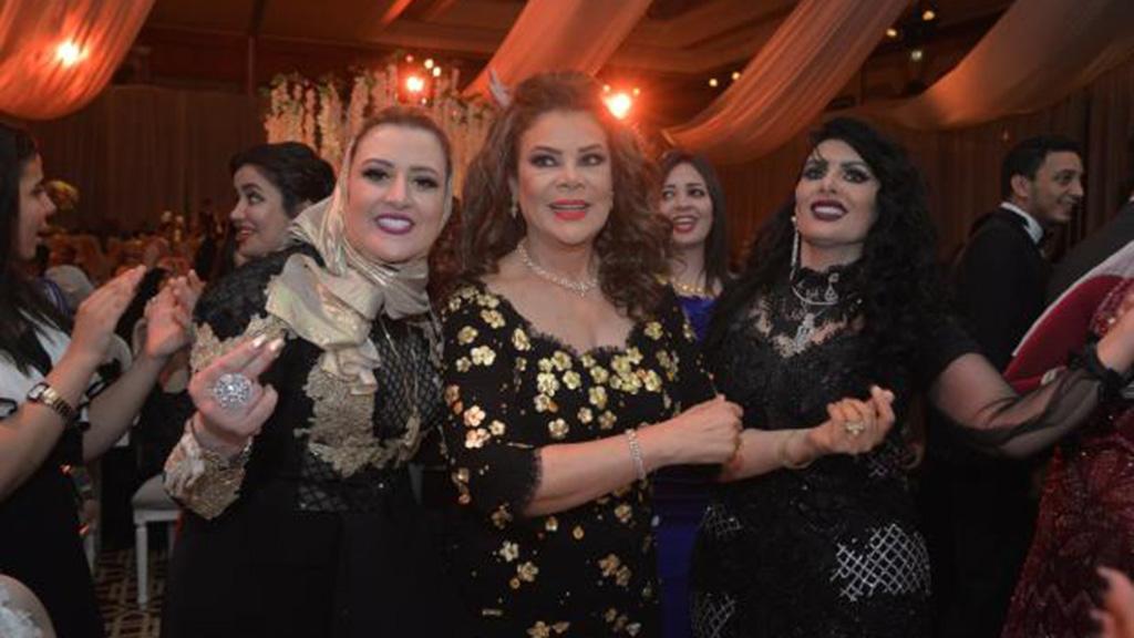 زفاف نجل مجدي عبدالغني
