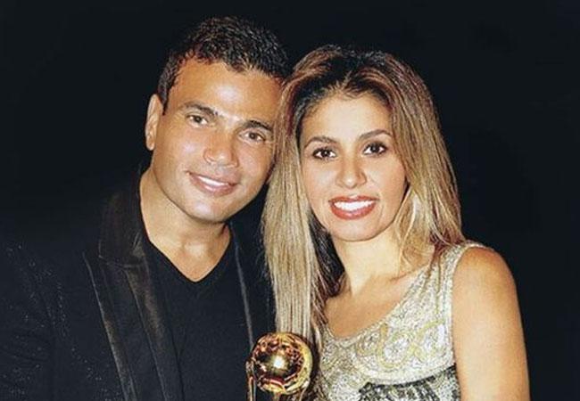 عمرو دياب و زينة عاشور  - بارزة