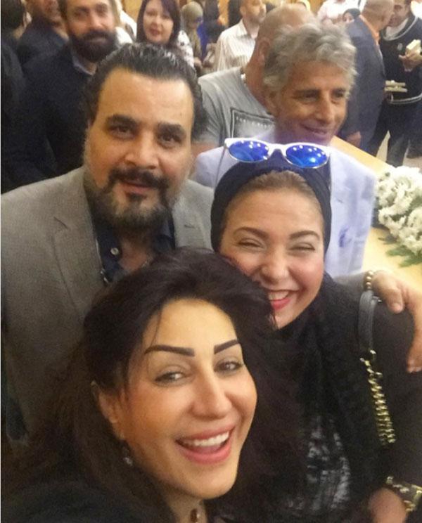 عقد قران ابنة احمد صيام