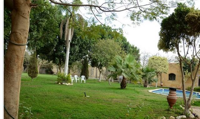 دار المسنين الذي تتواجد فيه زوجة سامح الصريطي