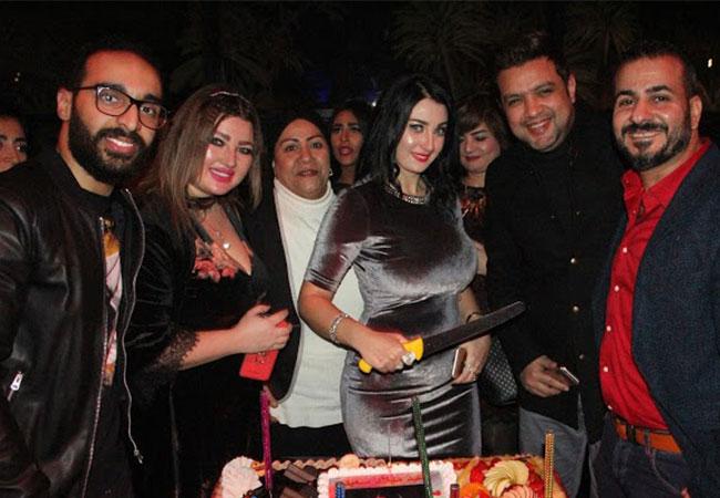 صوفينار تحتفل بعيد ميلادها - بارزة
