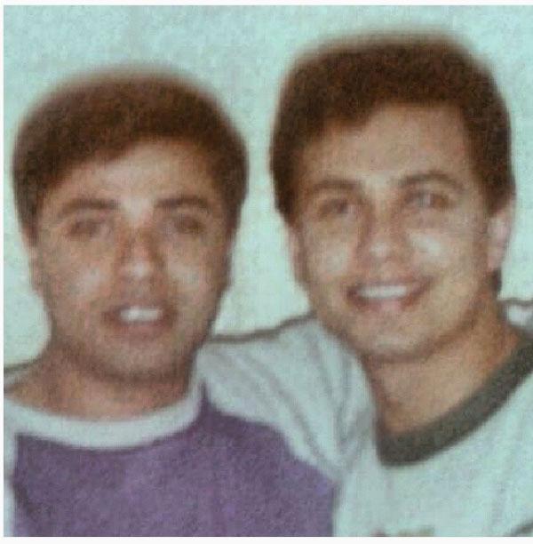 محمد رياض وشقيقه