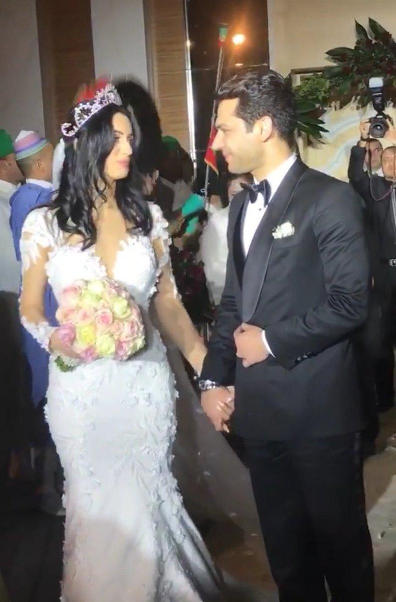 زفاف مراد ملدريم