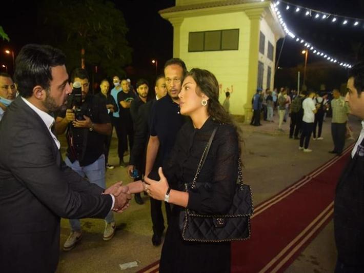ريهام حجاج وطليق ياسمين عبدالعزيز