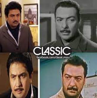 Classic - الممثل (أحمد رفعت) قام بتجسيد شخصية الراحل (رشدي...   فيسبوك