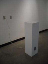 Kollin Konitzer conceptual sculpture