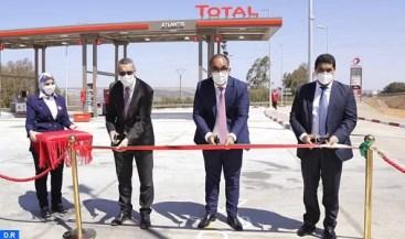 Kollirama Maroc partenaire de Total