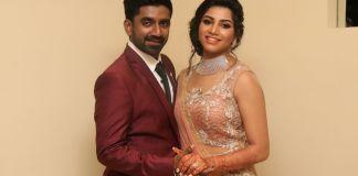 Dharan Kumar Deekshitha Wedding Reception
