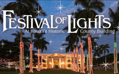 19th Annual Kauai Festival of Lights
