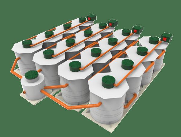 Kolo ilma 400 подземное исполнение