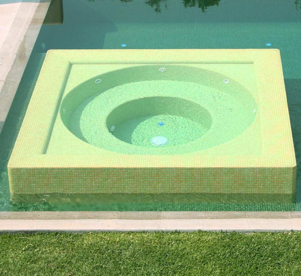 Kolorines SA de CV  Fabricante de Mosaico para alberca