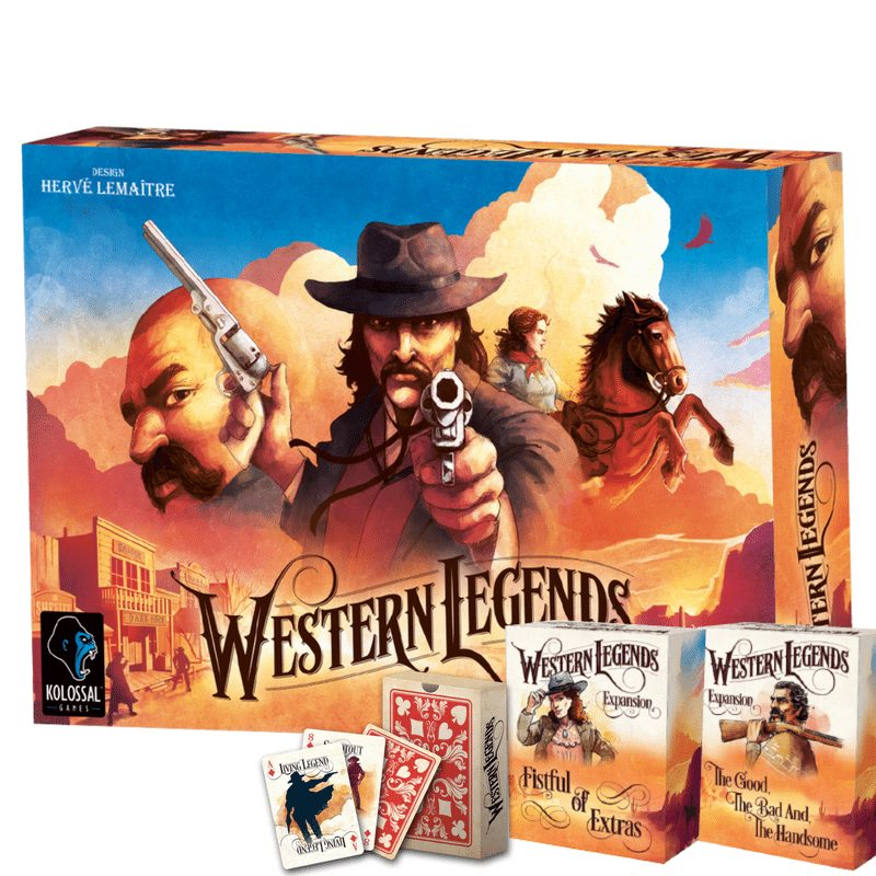 Image result for western legends board game