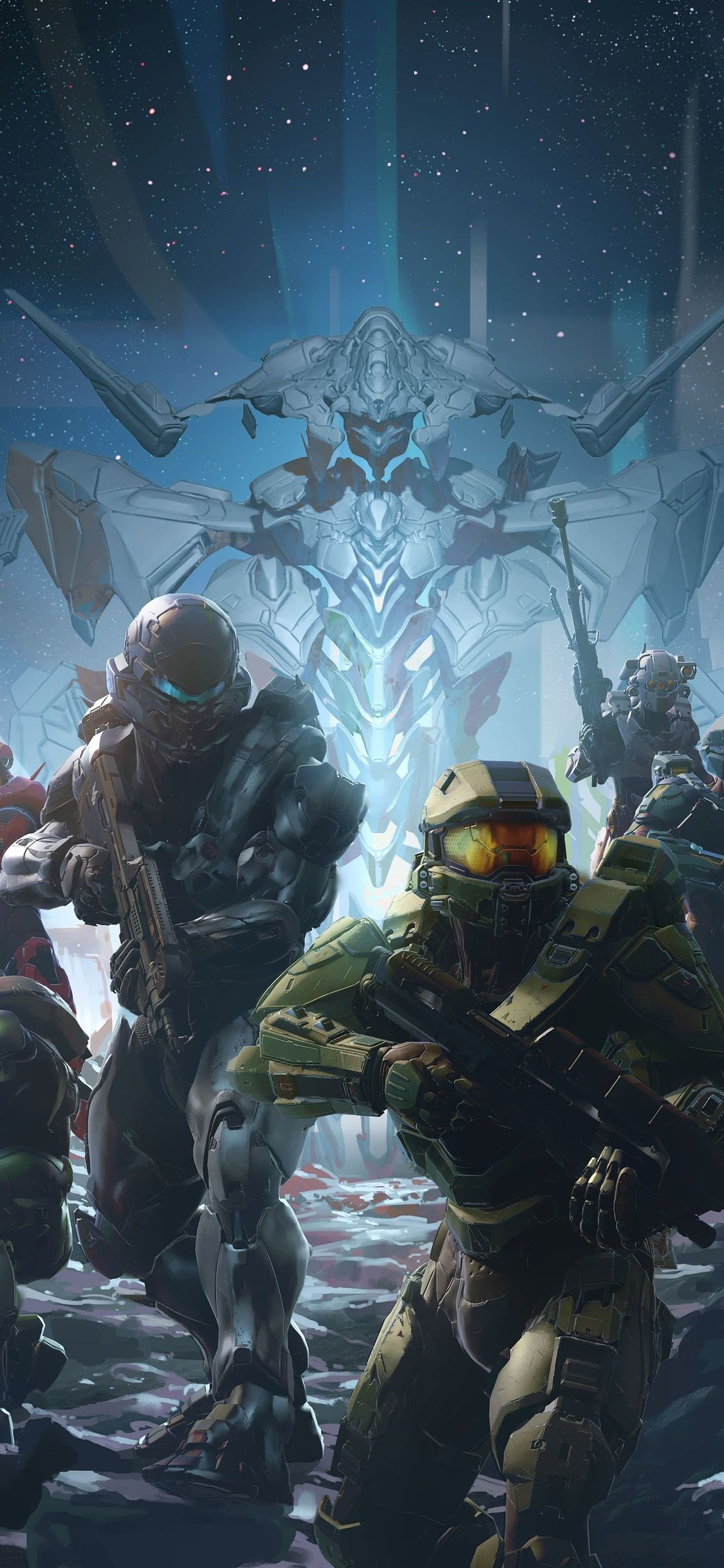 Halo Reach Wallpaper 4k : reach, wallpaper, Reach, Iphone, Wallpaper, KoLPaPer, Awesome, Wallpapers