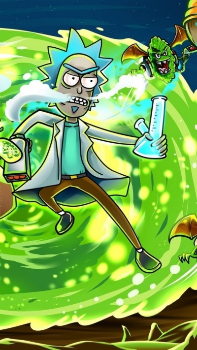 Rick And Morty Wallpaper Iphone : morty, wallpaper, iphone, Morty, Wallpaper, Iphone, KoLPaPer, Awesome, Wallpapers