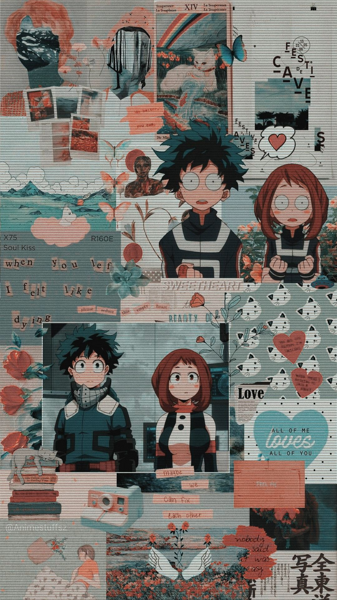 Mha Aesthetic Wallpaper : aesthetic, wallpaper, Aesthetic, Academia, Wallpapers, KoLPaPer, Awesome