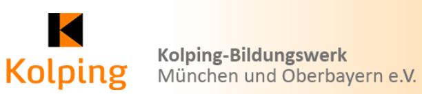 Kolping-Bildungswerk München und Oberbayern e.V.