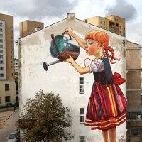 Haftanın Eğlencesi: Doğayla etkileşime giren sokak sanatı
