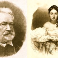 """Victor Hugo'dan Juliette Drouet'ye: """"Hayatını değiştiren o gizemli ânı hiçbir zaman unutma meleğim"""""""