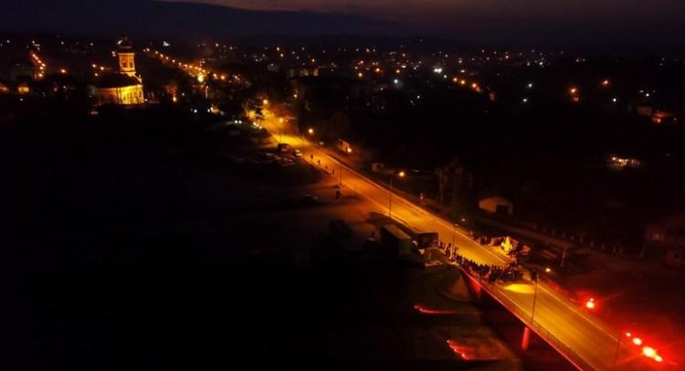 Narandžasti most na Ribnici (foto: www.mionica.rs)