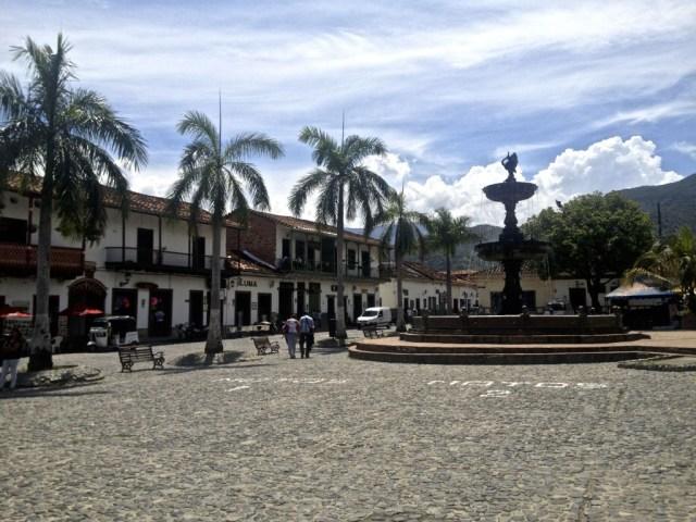Plaza Mayor Santa Fe de Antioquia