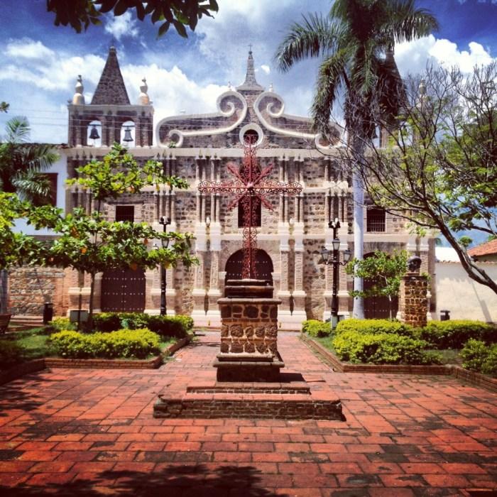 Kathedrale Santa Fe de Antioquia